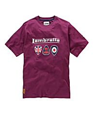 Lambretta Music T-Shirt