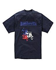 Lambretta Viper T-Shirt