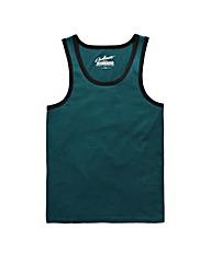 Jacamo Teal Callahan Vest Top