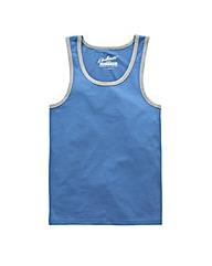 Jacamo Cornflower Callahan Vest Top