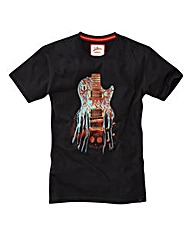 Joe Browns Guitar T-Shirt Long