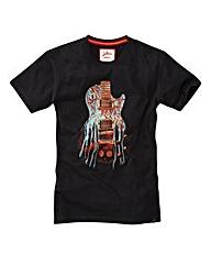 Joe Browns Guitar T-Shirt Long