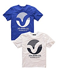 Voi Power Pack 2 T-Shirts
