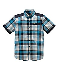 Voi Murray Short Sleeve Check Shirt