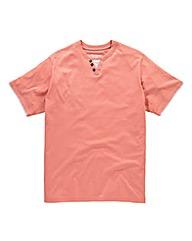 Jacamo Coral Brazoria Layered T-Shirt L