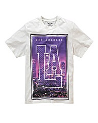 Label J Los Angeles T-Shirt Regular