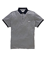 Lambretta Herringbone Formal Polo