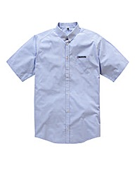 Lambretta Short Sleeve Gingham Shirt