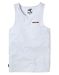Nickelson White Vest