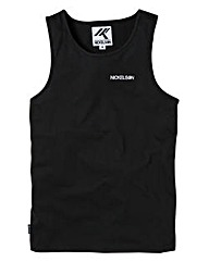 Nickelson Black Vest