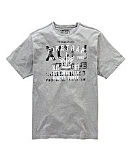 Firetrap Fuelled Graphic T-Shirt