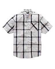 Firetrap Oliver Short Sleeve Check Shirt