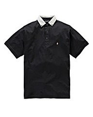 French Connection Twin Collar Polo