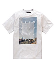 French Connection Skyline T-Shirt