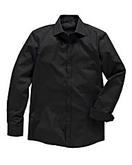 Black Label by Jacamo LS Formal Shirt R