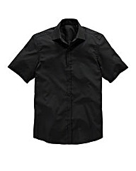 Black Label by Jacamo SS Formal Shirt L