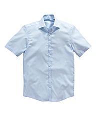 Black Label by Jacamo SS Formal Shirt L