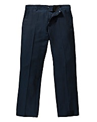 Black Label By Jacamo Linen Trousers 29