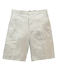 Black Label By Jacamo Flint Linen Shorts