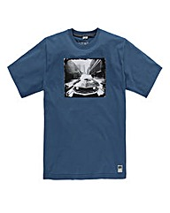 Jacamo Hockley Print T-Shirt Regular