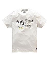 Jacamo Coryell Print T-Shirt Regular