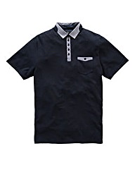 Black Label By Jacamo Winston Polo Reg
