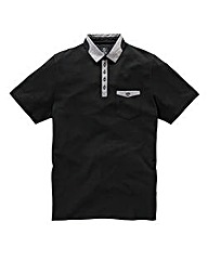 Black Label by Jacamo Winston Polo Long