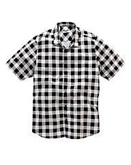 Label J Checkmate Shirt Regular