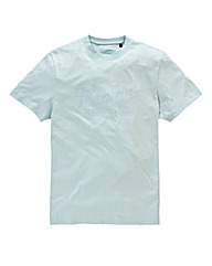 Original Penguin Script T-Shirt Reg