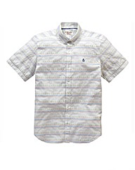 Original Penguin Palm Tree Shirt L