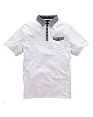 Black Label by Jacamo Faire Polo Long