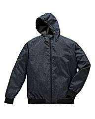 Label J Printed Windcheater Jacket L