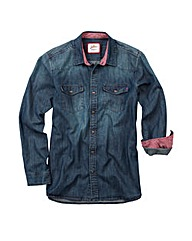 Joe Browns Our Favourite Denim Shirt L