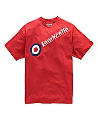 Lambretta Hot Spot T-Shirt Long