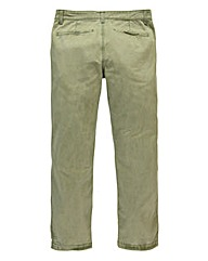 Vintage Distressed Chino 31In
