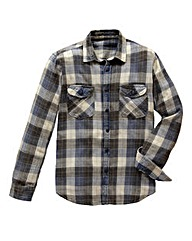 Jacamo Daniel Long Sleeve Check Shirt R