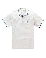 Jacamo Griffin White Tipped Polo Long