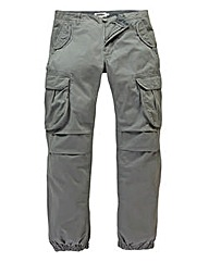 Jacamo Bayard Cuffed Cargo Pant 31in