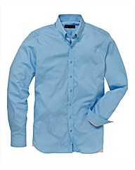 Ben Sherman L/S Sky Poplin Shirt Long