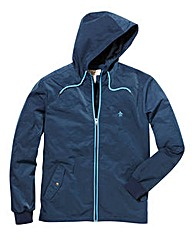 Penguin Navy Hooded Ratner Jacket