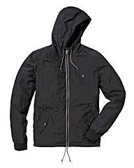 Penguin Black Hooded Ratner Jacket