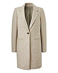 Lightweight Textured Coat