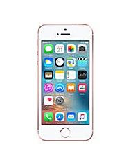 iPhone SE 16GB Rose Gold - Bundle