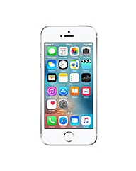 iPhone SE 64GB Silver - Bundle
