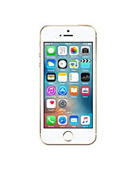 iPhone SE 16GB Gold - Bundle