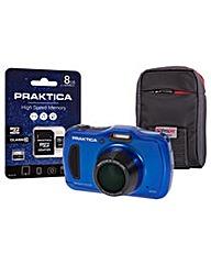 PRAKTICA WP240 Wtprf Camera Kit