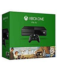 Xbox One 1TB Console Inc Fallout 4