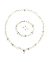 Freshwater Pearl 3 Piece Set