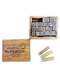 Handwriting Alphabet Stamp Set (28pc)