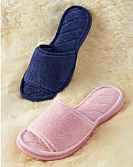 Deep Cushion Slippers